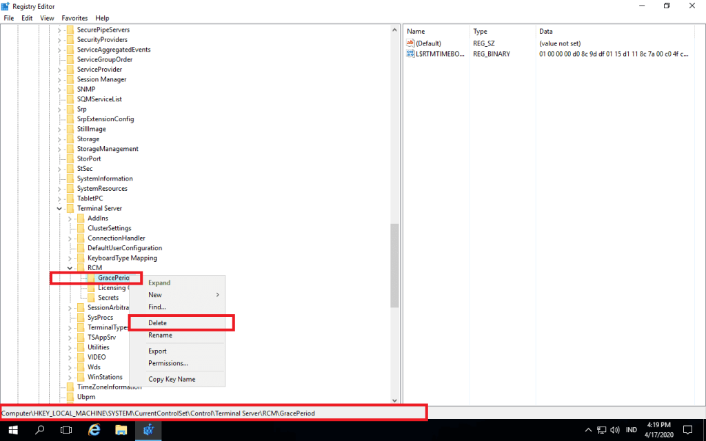 Cara Mengatasi No Remote Desktop License Servers Available