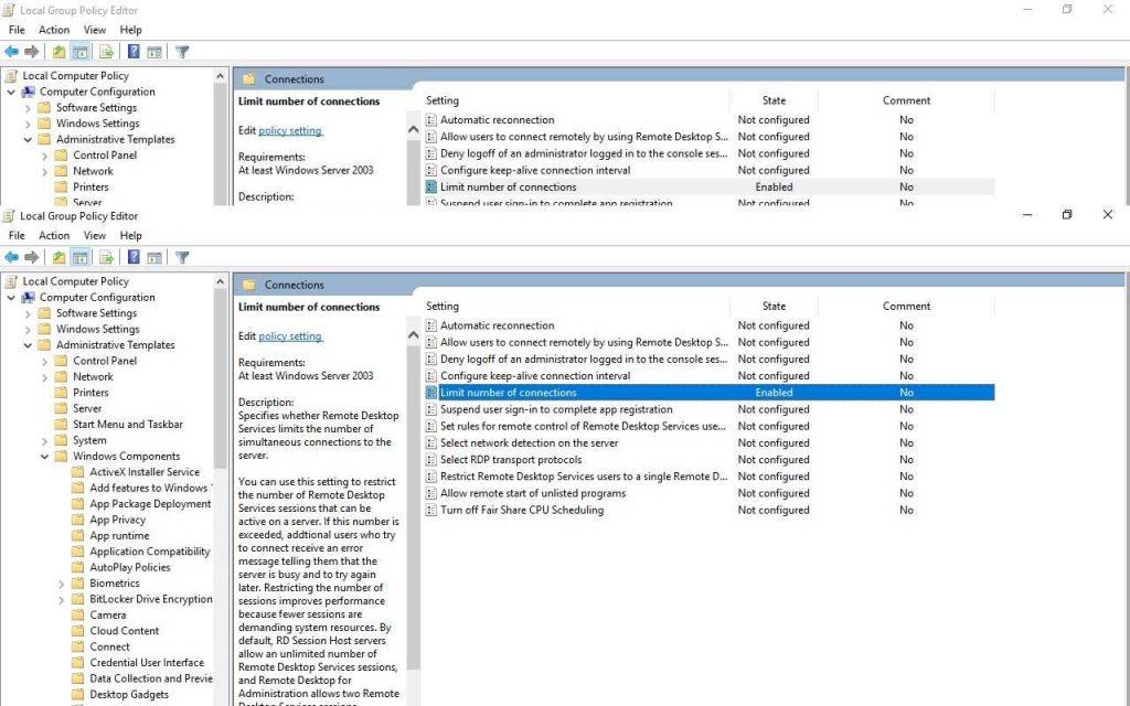Cara Setting Multi User Remote Desktop Di Windows Server 2016