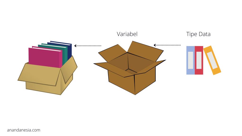 Pengertian Variabel dan Tipe Data Python